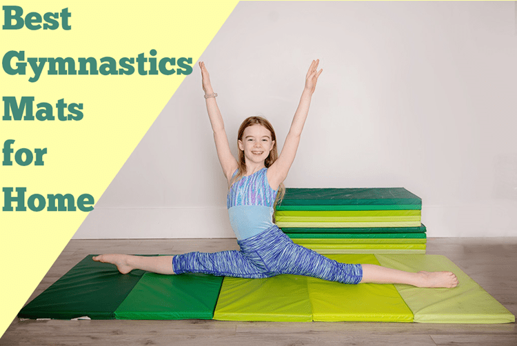 10 Best Gymnastics Mats for Home Use [Foldable & Inflatable]