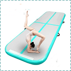 FBSPORT Inflatable Gymnastics Mat