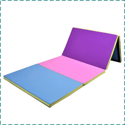 Giantex Gymnastics Mat - Extra Thick & Durable