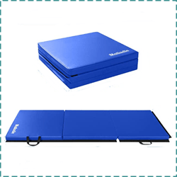 Matladin Tri-fold – Budget Friendly Gymnast Mat