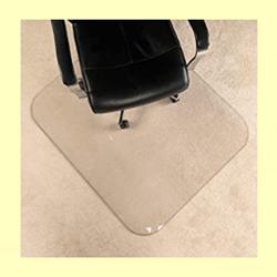 MuArts Heavy Duty Thickest Chair Mat Wood Floor