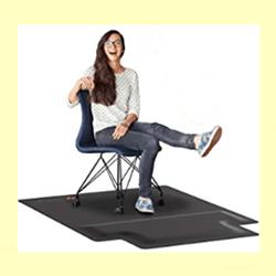 Mushyn Anti Fatigue Chair Mat Office Desk