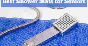 Best Shower Mats for Seniors Older and Elderly