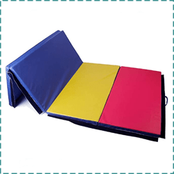 Polar Aurora Panel Mat for Gymnastics