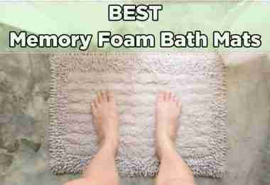 Top 10 Best Memory Foam Bath Mats