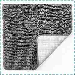 Gorilla Grip Original Chenille Bathroom Mat