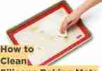 How to Clean Silicone Baking Mats
