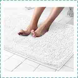 ITSOFT Non-Slip Memory Foam Shower Mat