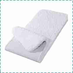 Lifewit Plush Microfiber Water Absorbent Bath Mat