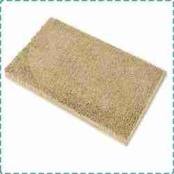 MAYSHINE Chenille Memory Foam Bath Rug