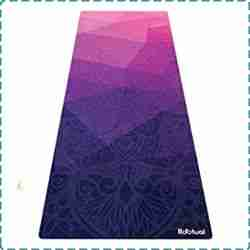 Reetual,Yoga Mat for Sweaty Hands