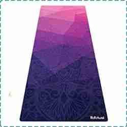 Reetual,Yoga Mat for Sweaty Hands