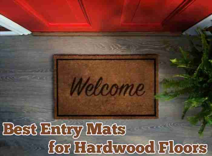 Top 10 Best Entry Mats for Hardwood Floors Reviews