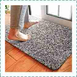 Delxo Entrance Mat for Hardwood Floor