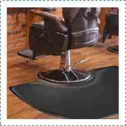 RockTric Extra Thick Barber Shop Chair Mat