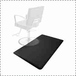 Saloniture Salon & Barber Shop Chair Anti-Fatigue Floor Mat