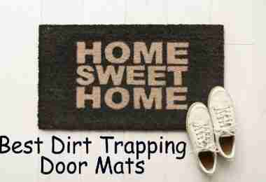 10 Best Dirt Trapping Door Mats | Doormats for Cleaning Shoes
