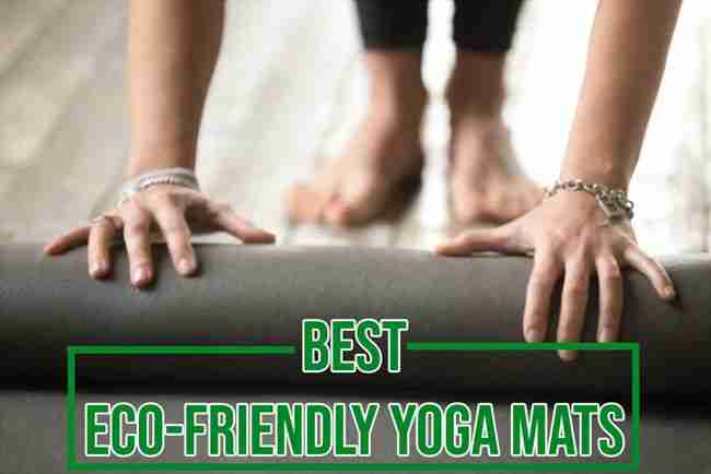 10 Best Eco-Friendly Yoga Mats 2020 | Latex, BPA, Toxic-Free Mats