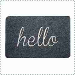Biga Decorative Greeting Door Mats