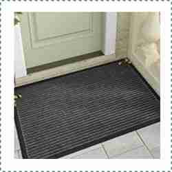 DEXI Low-Profile Mats for Entry Door