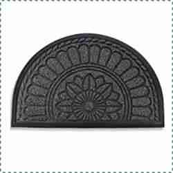 Mibao Half Round Door Mat for Entrance